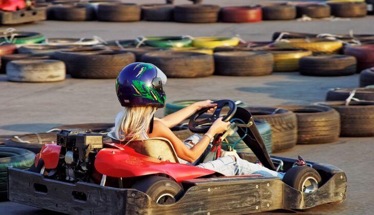 Wochenendtipp: Kart fahren