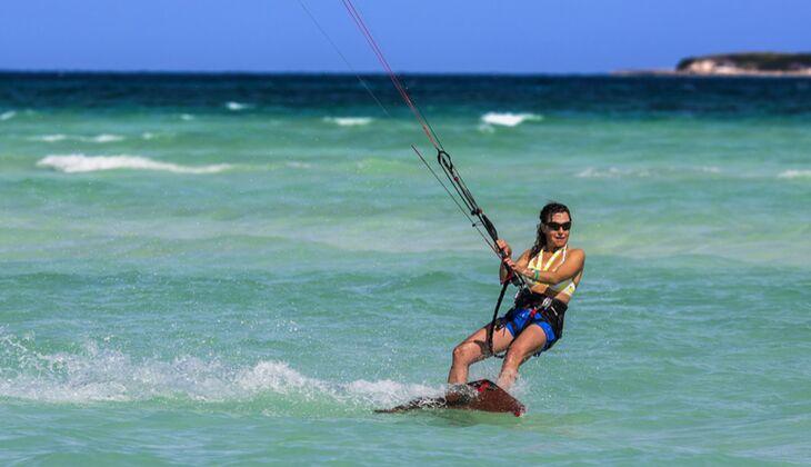 Wochenendtipp: Kite-Schnupperkurs