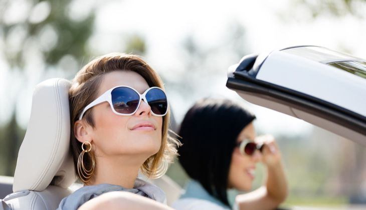 Wochenendtipp: Tour mit dem Cabrio