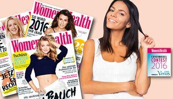 Women's Health Covermodel-Contest