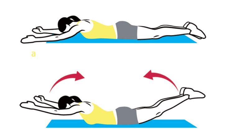 Workout Starker Rücken Übung03