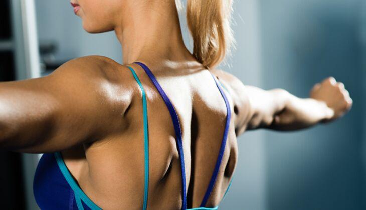 Workout Starker Rücken