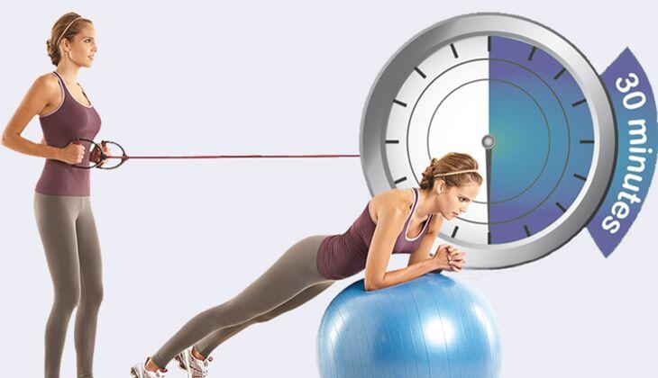 Workout für Eilige