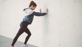 Workout für einen Knackpo