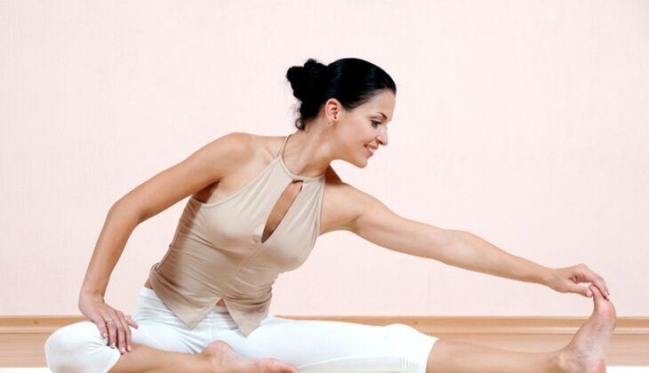 Yoga-Übungen für Anfänger