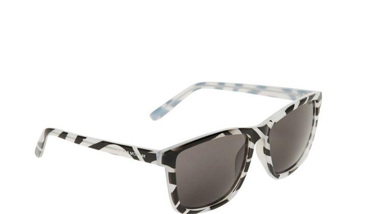 Zebra Sonnenbrille von Cheap Monday