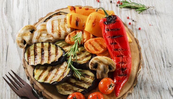 Zucchini und Auberginen sind der Gemüse-Klassiker auf dem Grill