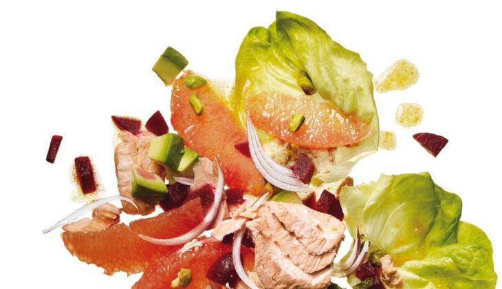 salat rezepte die richtig satt machen. Black Bedroom Furniture Sets. Home Design Ideas