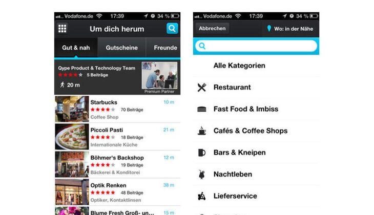 qype App