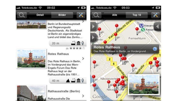wikihood App