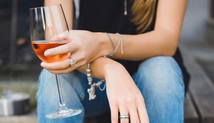 Alkohol Fruchtbarkeit Frau