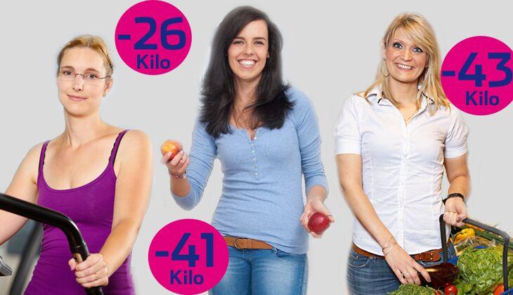 Frauen Im Vorher Nachher Vergleich Womenshealthde