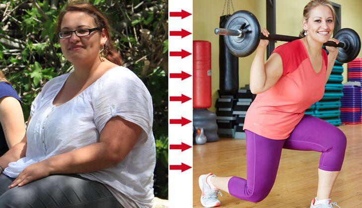 Schwer verliebt zum Leichtgewicht | Womens Health