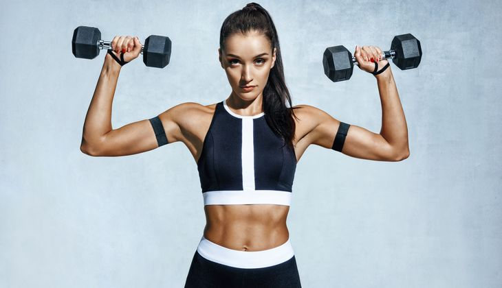 Hanteltraining Die 4 besten Übungen WomensHealth