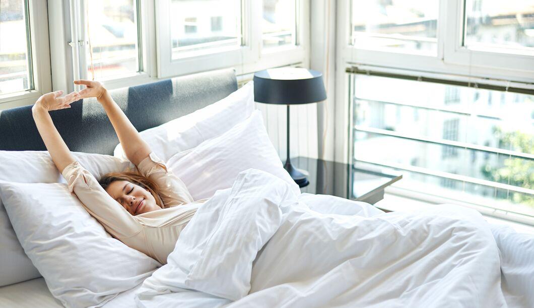 Besser geht's nicht: Im Schlaf abnehmen