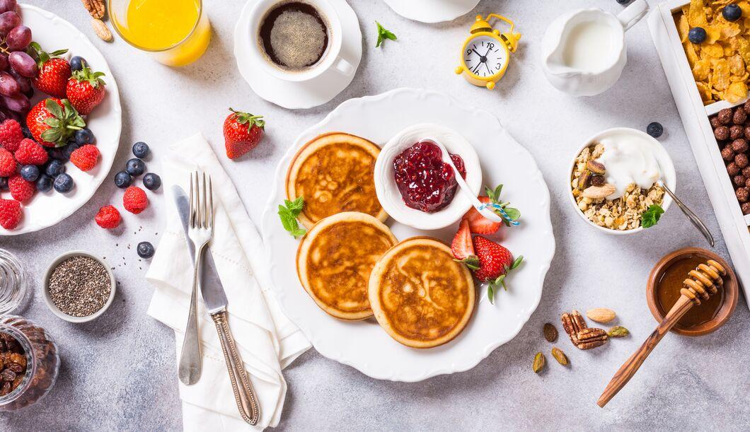 Bestes Frühstück ever: Protein-Pancakes
