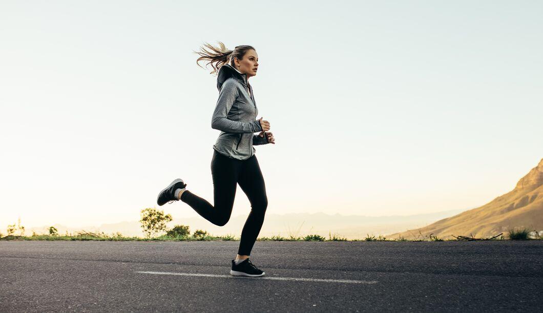 Damit Laufen vom ersten Schritt an Spaß macht