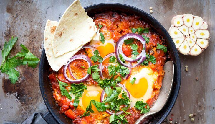 Rezepte mit eiern zum abnehmen