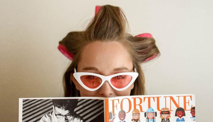 Dünnes Haar So Bekommt Es Mehr Volumen Womenshealthde