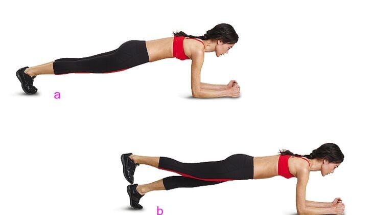 Lieblings Effektive Bauchübungen für eine starke Mitte » WomensHealth.de @XQ_46
