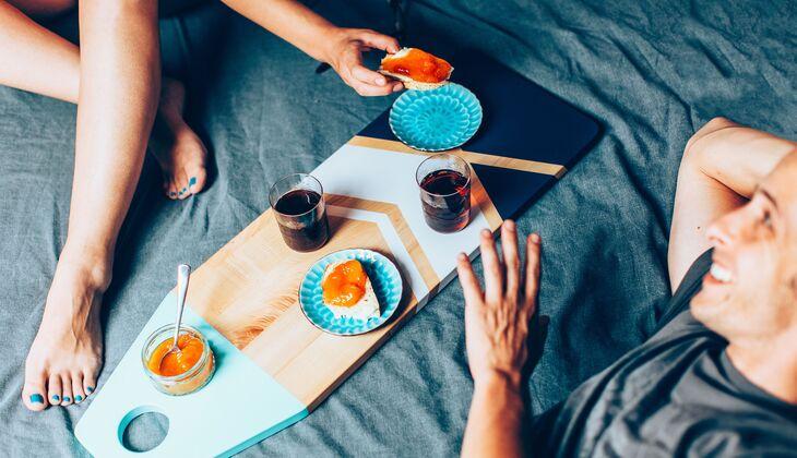 mit diesen abend snacks nehmen sie clever ab. Black Bedroom Furniture Sets. Home Design Ideas