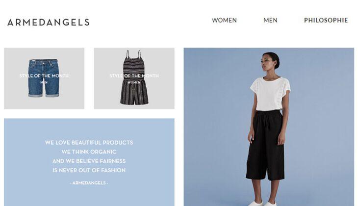 Cool Gekleidet In Fair Trade Mode Womenshealthde