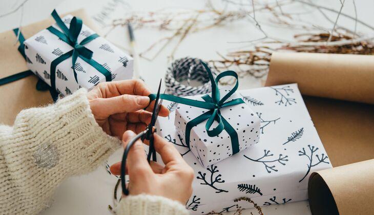 Kreativ Geschenke Verpacken Womens Health