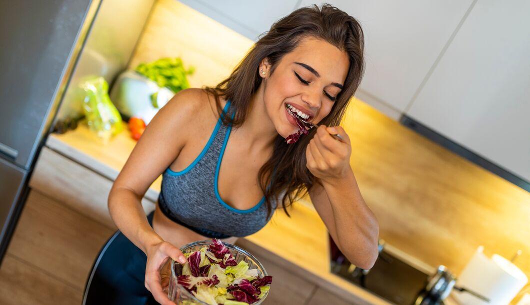 Gesund abnehmen statt Crash-Diäten