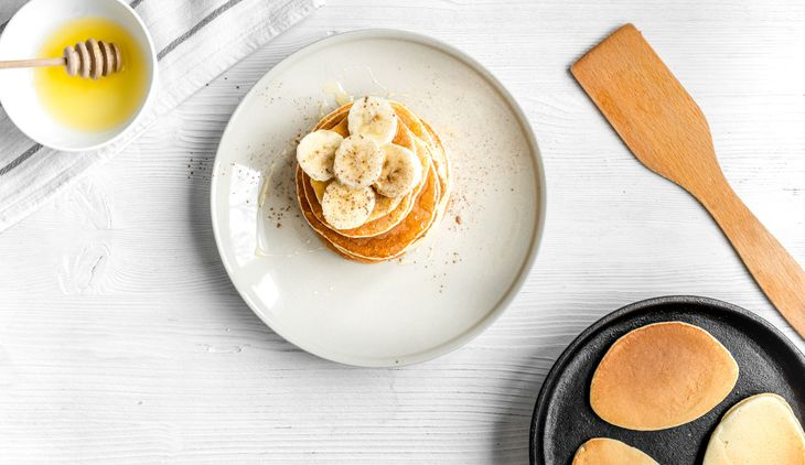 Leckere Protein-Pancakes selber machen – so geht's