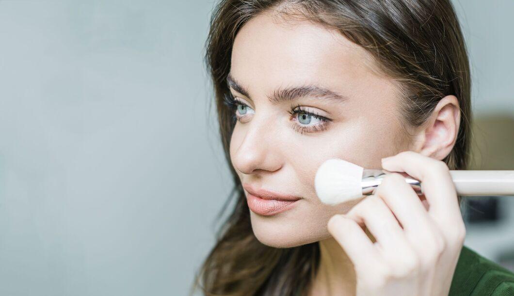 Make-up richtig auftragen