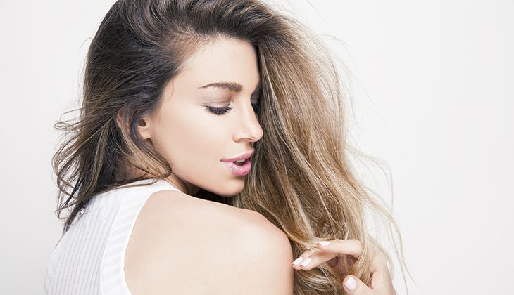 Die Wiederherstellung des Haares in wladimire