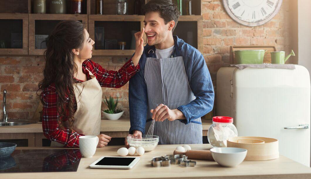 Protein-Mahlzeit: So backt man mit Eiweißpulver