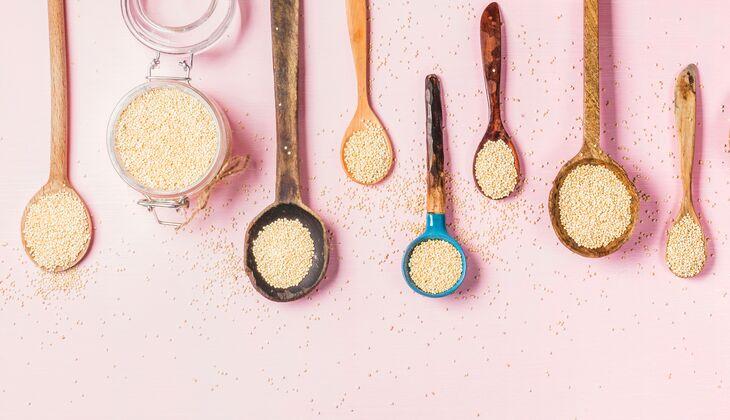 schnell abnehmen mit quinoa