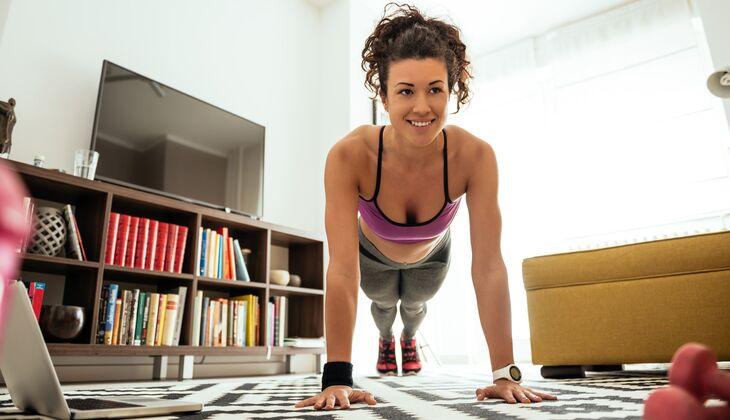 zu hause trainieren so einfach schnell und effektiv ist training zuhause